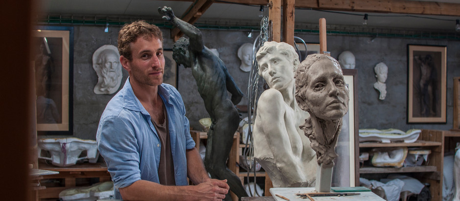Interview with Eran Webber, a Figurative Sculptor