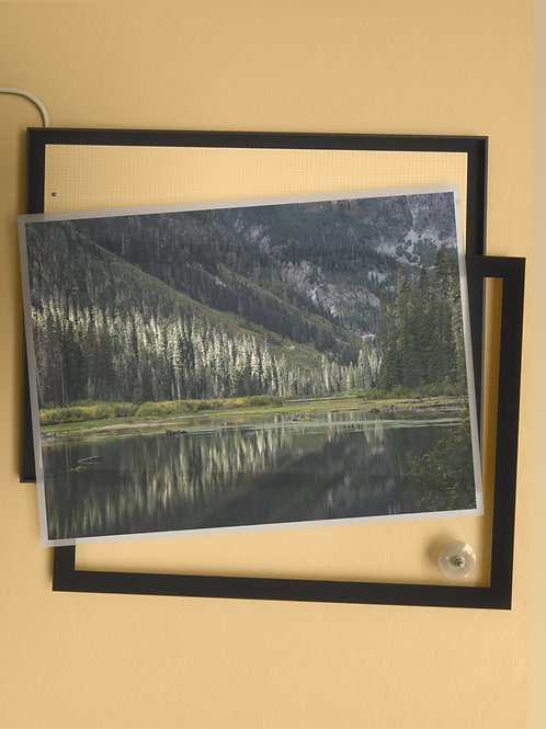 Alpine Reflection   Film Insert