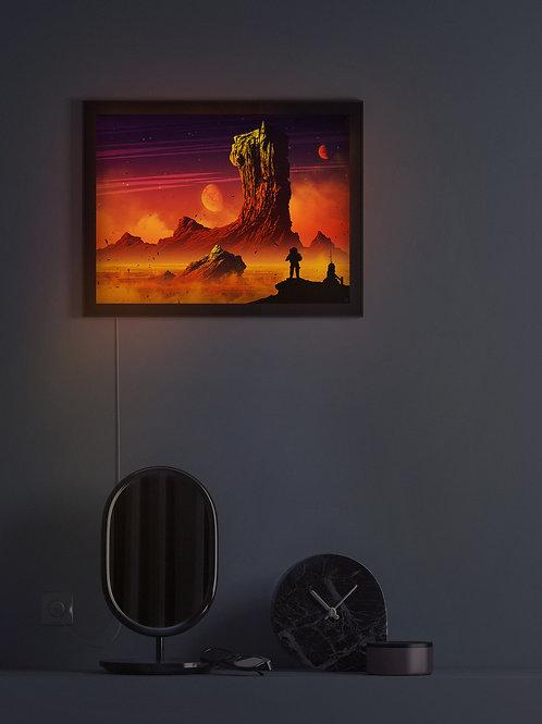 Lava Surface | Lightbox
