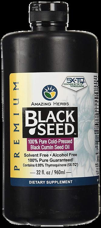 32 0Z BLACK SEED OIL