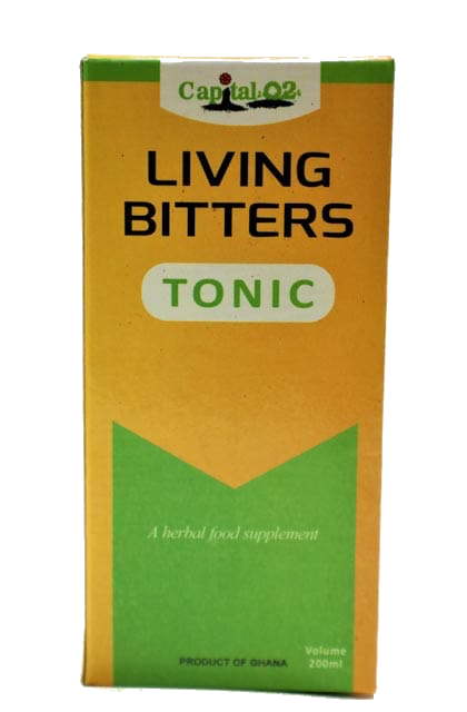 LIVING BITTERS (TONIC)