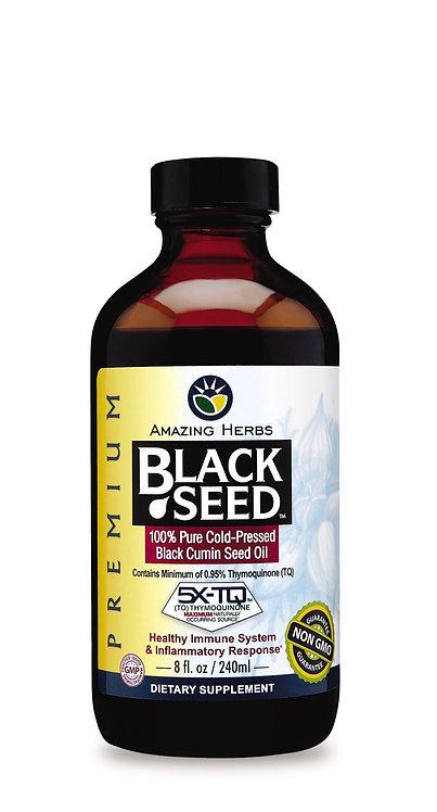 8 0Z BLACK SEED OIL