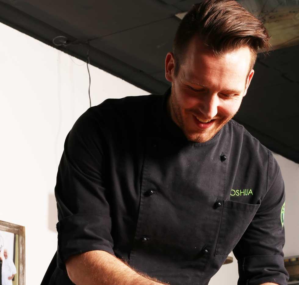 Joshua – Chef of the Team
