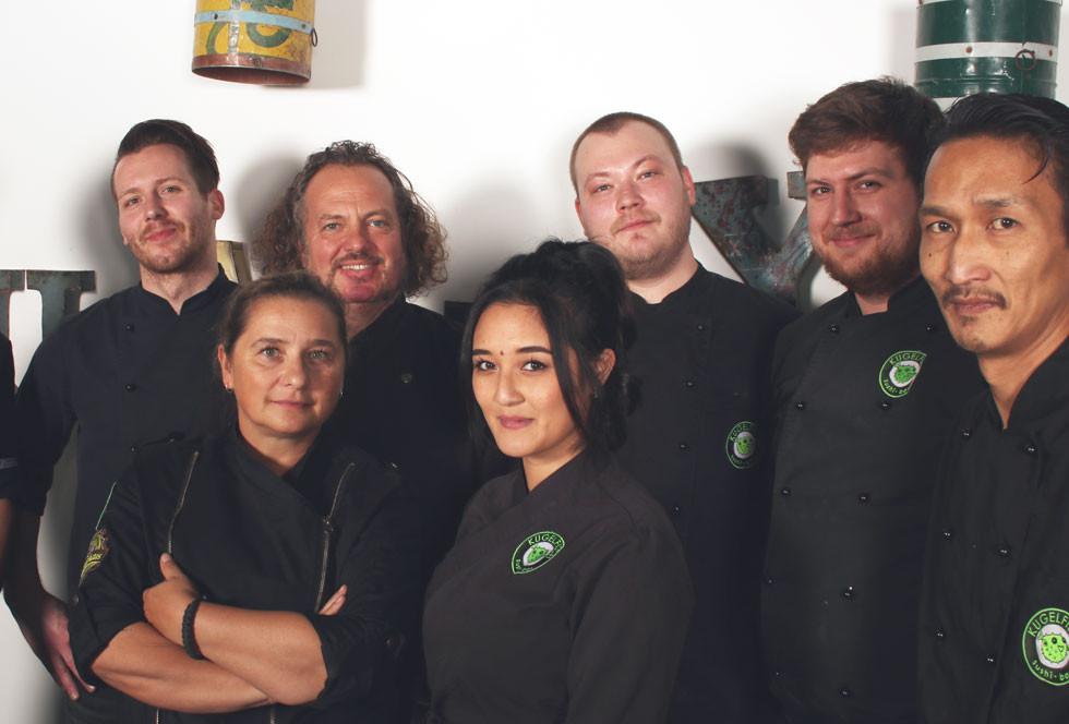 Kugelfisch Sushi Chef Team