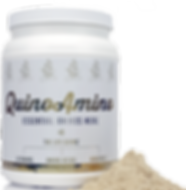 QuinoAmino Daily Nutrients Fix.  Quinoa, Maca and Lucuma.
