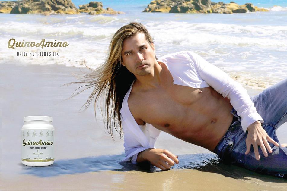QuinoAmino Postcard Daily Nutrients Fix