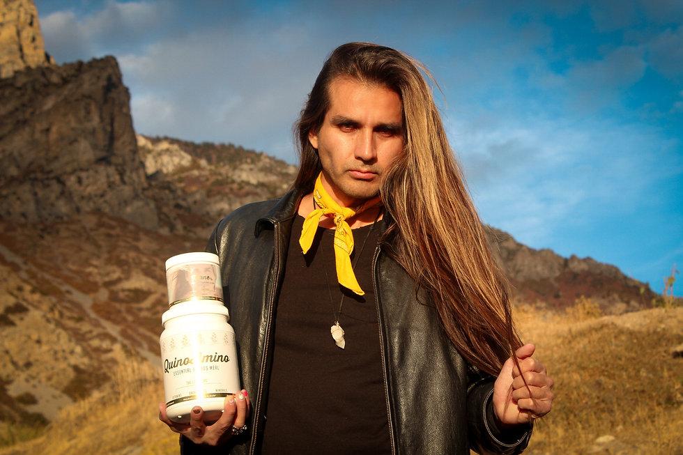 Cesar Valdizan Founder of Super Seed Int