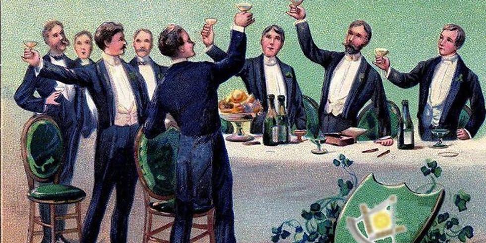 Feast of St. John Festive Board (Table Lodge)