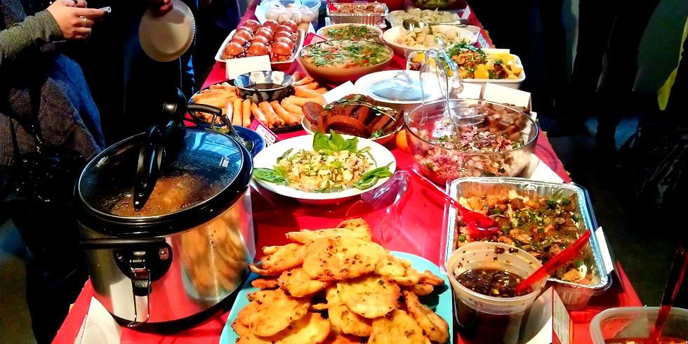Family & Fellowship Potluck Dinner