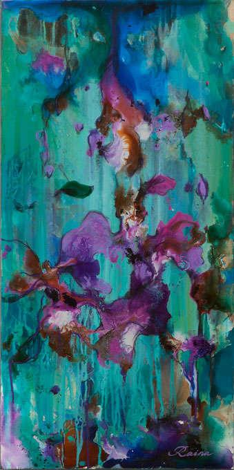 Дива орхидея II