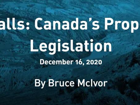 Canada govt halting steps towards UNDRIP...