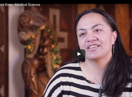 Exploring trad Maori medicine...