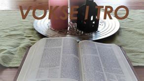 Bibellesning og felles lunsj, tirs. 12. okt. kl. 11.30