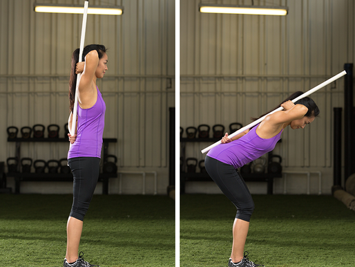 How to Properly Hip Hinge