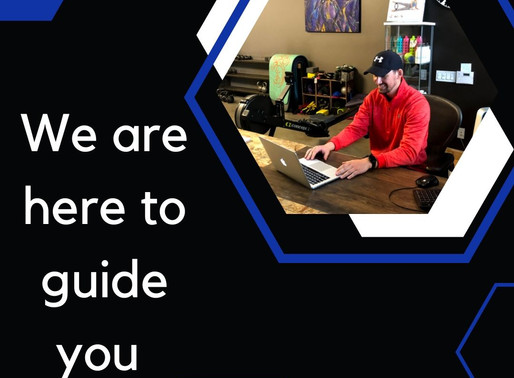 We are here to guide you!