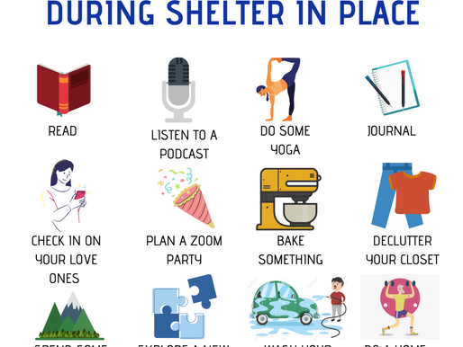 Stay Productive During Shelter in Place