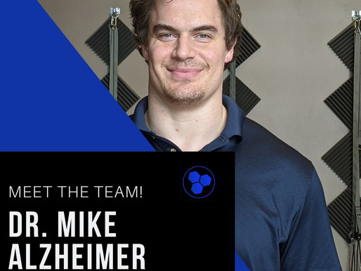 Meet the Team: Dr. Mike