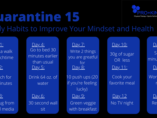 Daily Habits to Improve Your Mindset and Health