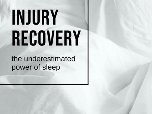 Sleep for Injury Recovery