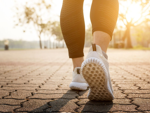 Do You Know That You Burn 100 Calories for Every Mile You Walk?