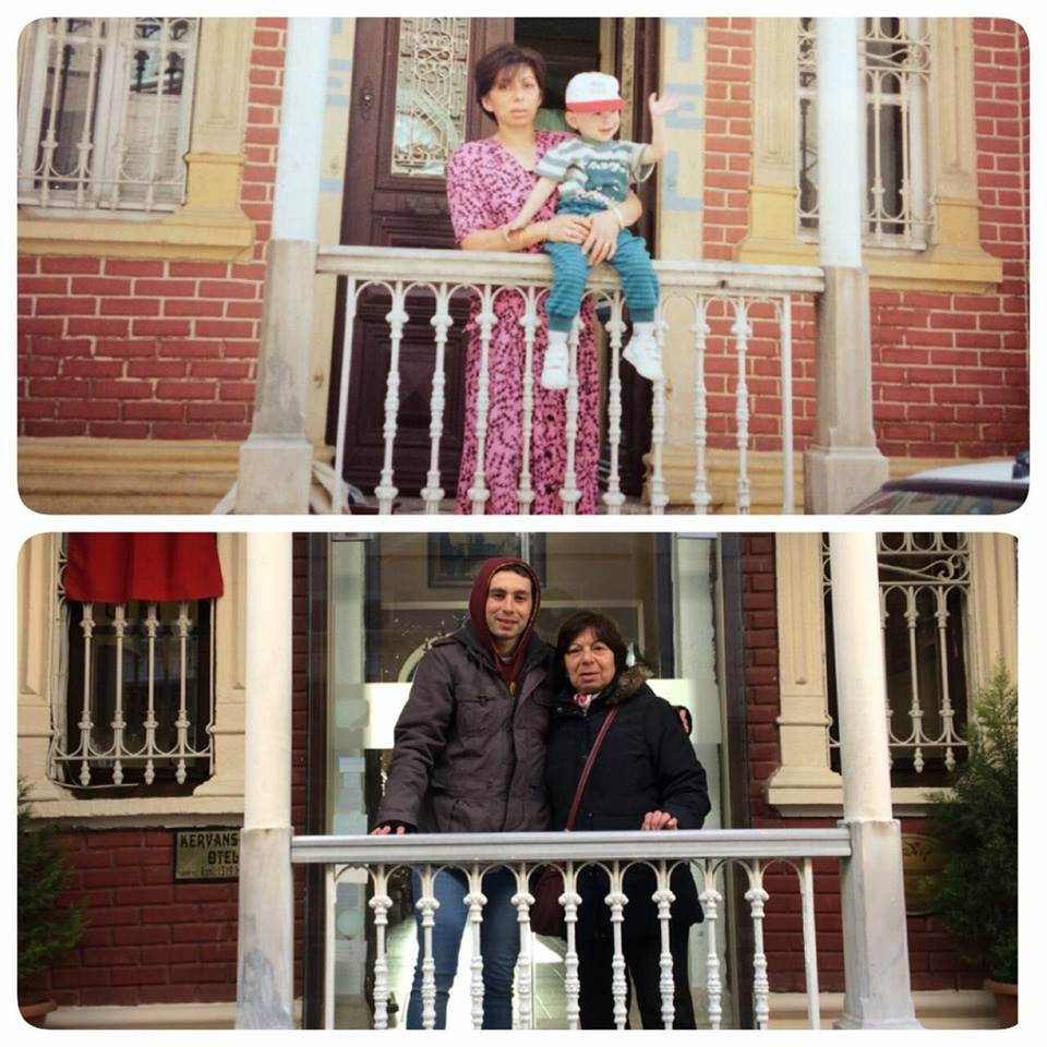 Öncesi ve sonrası...