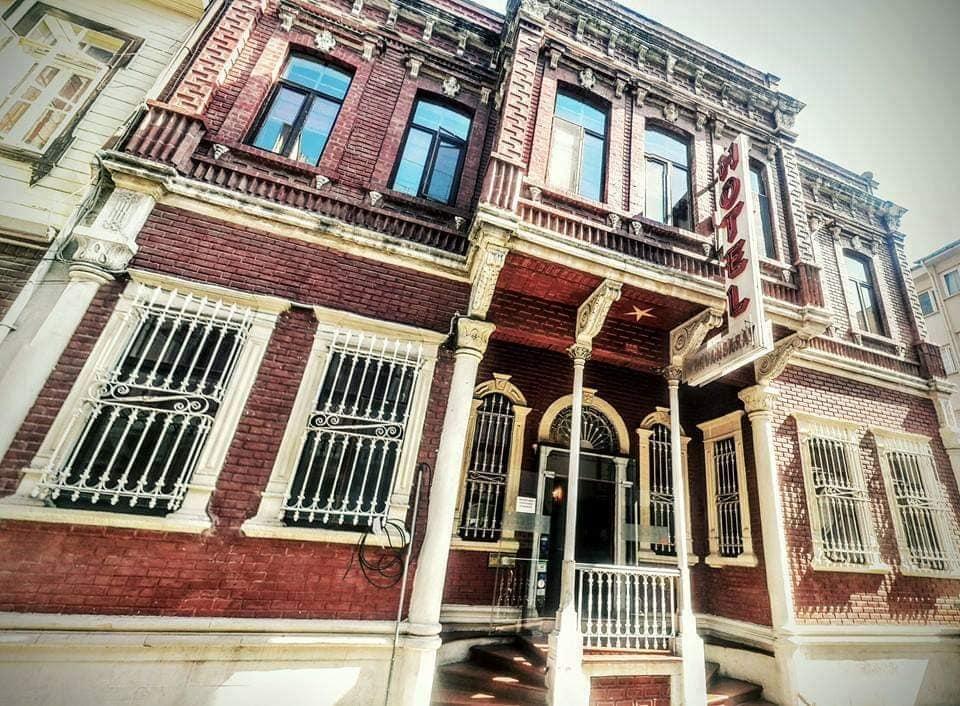 1903 yılında inşa edilen...