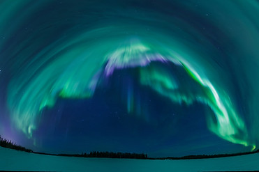Northern Lights / NorthPole, Alaska