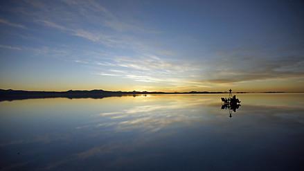 Salar de Uyuni / Bolivia