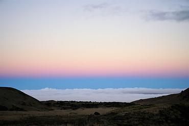 Sunset / Island of Hawaii