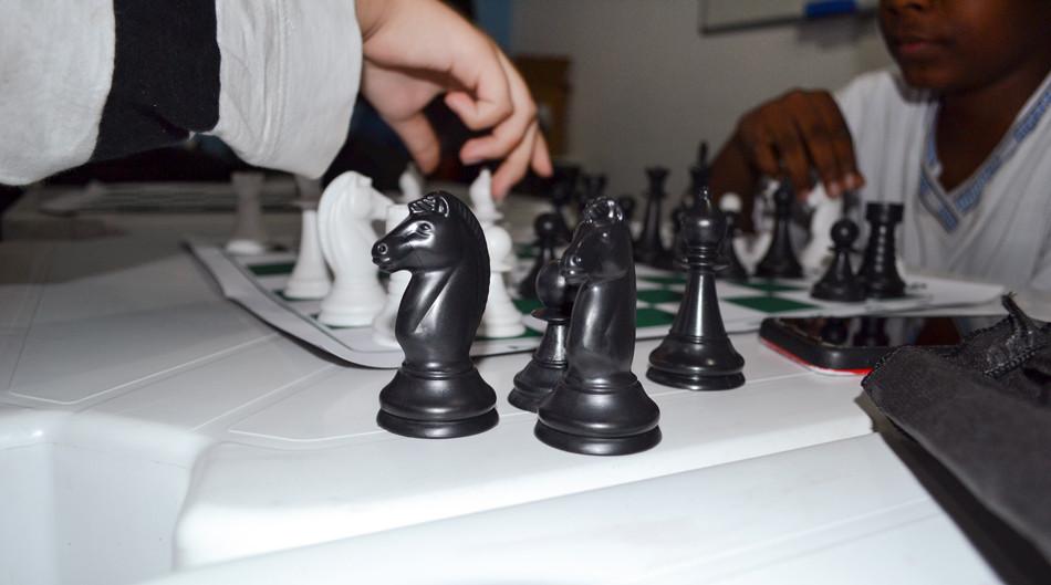Jogo xadrez