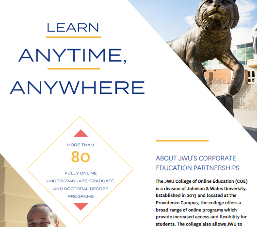 Corporate Education proposal