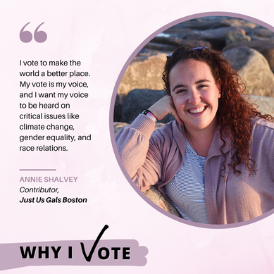 Why I Vote
