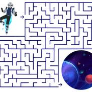 Maze #1 (Send Jetson Into Space)
