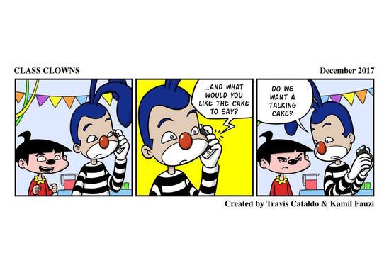 Class Clowns #3