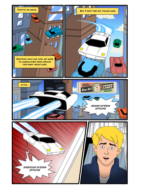 Jet Mode Issue #2 - Page 3
