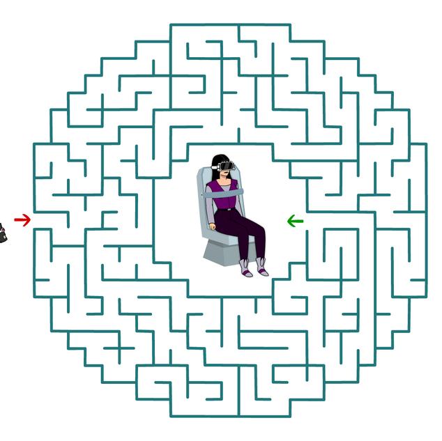 Maze #2 (Rescue Eclipse)