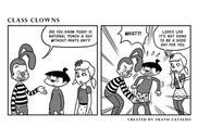 Class Clowns #9