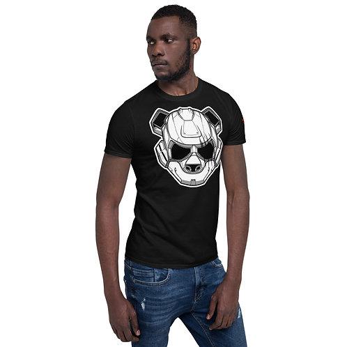 Robot Anime Mech Panda Unisex T-Shirt