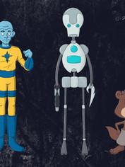 Kroog, Kroog Bot & Buck