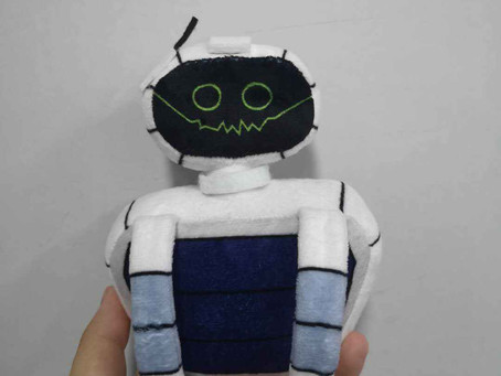 """Jet Mode """"L.A.G"""" Plushie Coming Soon!"""
