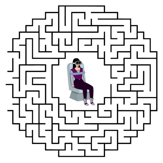 Maze #3 (Rescue Eclipse)
