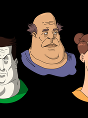 Character Heads #2