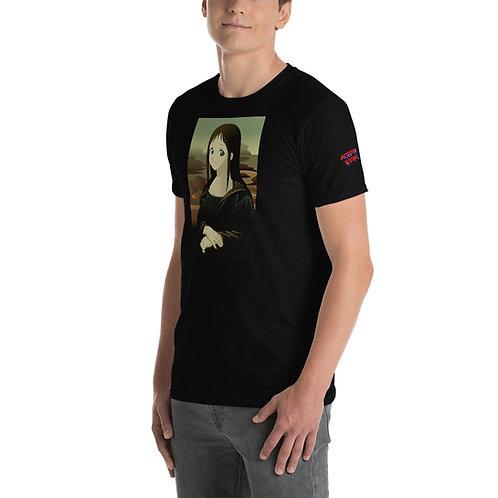 Anime Mona Lisa Unisex T-Shirt