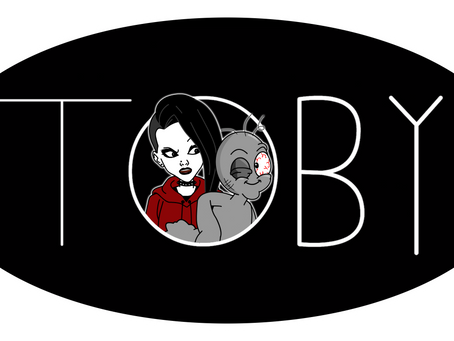 """""""Toby"""" Comics Now Available!"""