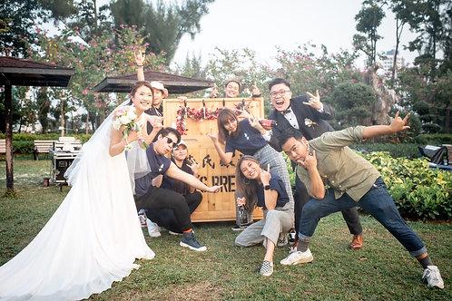 人酒交歡之酒鬼車暴隊 Fall in love with beer truck team