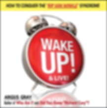 Wake Up & Live - cover - color - shopify