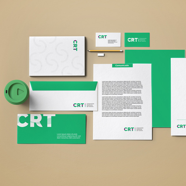 Identidad Visual - CRT