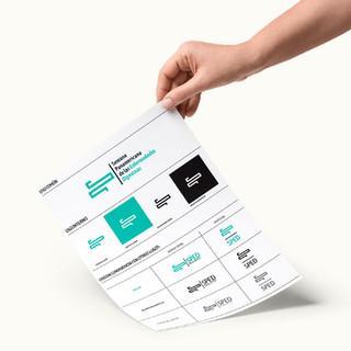 SPED - Identidad corporativa y manual de marca