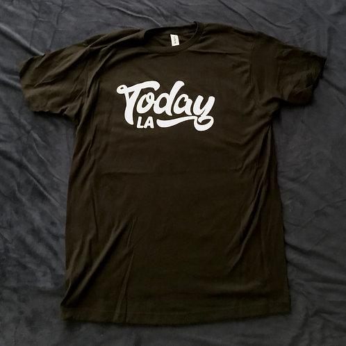 TodayLA Classic T-Shirt | Black