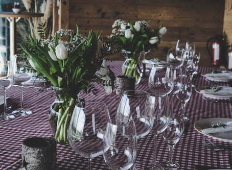 L'extinction des salles à manger? Death of the Dining Room?